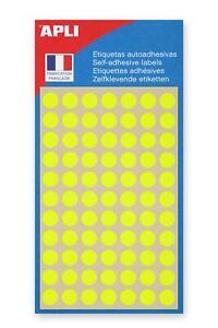 [Ref:111852-6] AGIPA Lot de 6 Sachets de 385 étiquettes Gommettes de