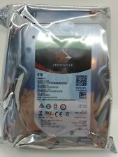 "-NEW- Seagate IronWolf 6TB NAS Internal HD HDD – 3.5"" SATA 6Gb/s 7200 RPM"