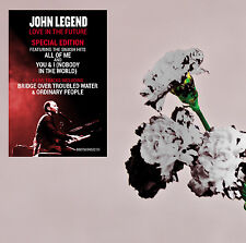 JOHN LEGEND - LOVE IN THE FUTURE: SPECIAL EDITION CD ALBUM (November 3rd 2014)