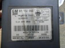 CENTRALINA GM 91152050 OPEL FRONTERA 2.5 ANNO 1998 510005050