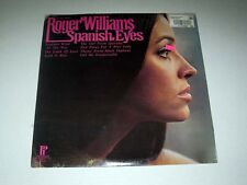 SEALED Roger Williams SPANISH EYES Pickwick STEREO