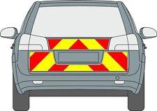 Magnetic Reflective Rear  Chevron kit Vauxhall Vectra c Estate Graphic Kit