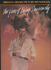 The Year Of Living Dangerously-1983- Original Movie Soundtrack-Sealed-LP