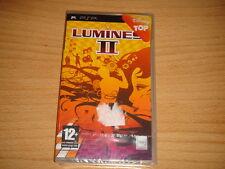 LUMINES II  !   JEU PSP NEUF SOUS BLISTER