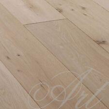 Solid Wood Flooring 140mm wide Real European Oak Character rustic Grade boards