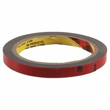 New 3M 10mm Car Auto Truck Acrylic Foam Double Sided Attachment Adhesive Tape ED