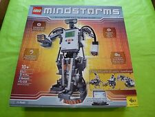 LEGO *USED* 8527 Mindstorms NXT 2006   NEW BRAIN   SEE PICS