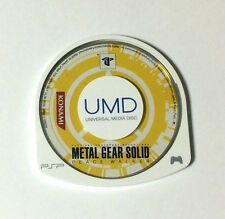 USED PSP Disc Only METAL GEAR SOLID PEACE WALKER PSP the Best JAPAN import game