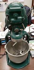 Hobart Vintage 10 Quart C210 Stand Mixer, Used Good Condition Cool antique #1597