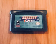 Custom Advance Wars - Nintendo Game Boy Advance Cartridge - New USA