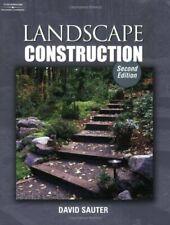Landscape Construction  by Sauter David