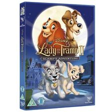 LADY AND THE TRAMP 2 - DISNEY - NEW / SEALED DVD