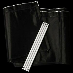 2 FOOT EXTENSION KIT for 5 x 9 FT Grow Tent, Gorilla Grow Tent - EXTENSION ONLY