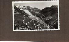 Switzerland real photo Mt Gletsch 1753m Grimselstrasse 1950's unposted card