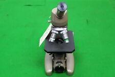 Vickers Instruments Microscope M14/2 Patent no 877813 2 Objectives Laboratory La