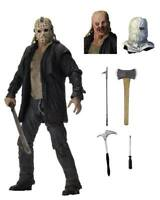 FRIDAY the 13th: ULTIMATE JASON VOORHEES (2009) 7″ Action Figure NECA