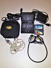 Nintendo Game Boy Advance SP ** Lot Of Accessories & Games ** AGS-001 Black