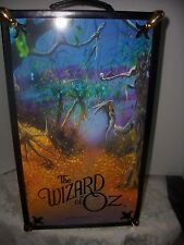 Tonner WIZARD of OZ WITCH DOLL in Ensemble w/Hat, Broom, Stand & OZ TRUNK CASE