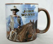 MINT CONDITION JOHN WAYNE MUG CUP