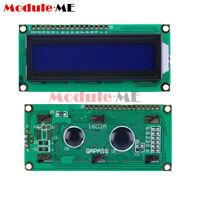 1/2/5/10X 1602 16x2 Character LCD Display Module HD44780 Controller Blue Arduino
