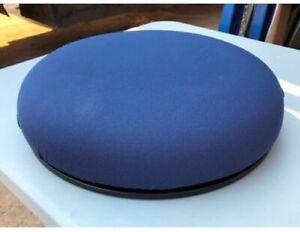 Pressure Release Cushion Rotatable Car Chair Seat Mobility Aid Swivel Anti Slip