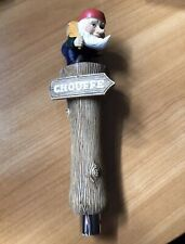 Brand New Santa La Chouffe Beer Tap Handle Collectible