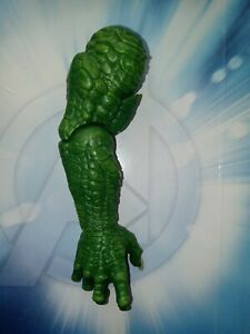 "DC Multiverse Killer Croc BAF Right Arm Part Piece 6"" Figure Batman From Alfred"