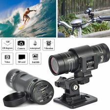 F9 Full HD 1080P DV Sports Action Camera Cam Waterproof IPX-4 Motorcycle Helmet
