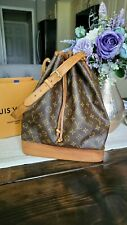 Authentic Louis Vuitton Noe GM Monogram AR0950