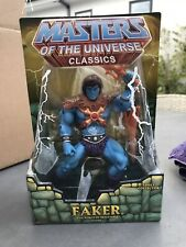 MOTUC, Faker, Masters of the Universe Classics, MOC, figure, sealed, MISB, MOSC
