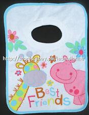 50% OFF! BEST FRIENDS DELUXE BABY FEEDER TERRYCLOTH BIB #5 BNEW US$3.49