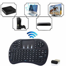 New Layout i8 Wireless Keyboard With Touchpad For Smart TV Android Box Black #1