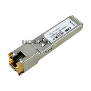 MA-SFP-1GB-TX Cisco Meraki Compatible 1000BASE-T Copper RJ-45 100m Transceiver