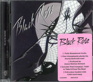BLACK ROSE s/t feat. CHER ROCK CANDY 2020 REMASTER CD CANDY365 NEUF NEW SEALED