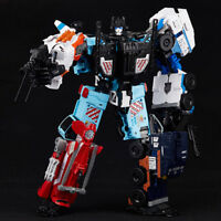 NEW Transformed toy WEIJIANG T-WARRIOR Alloy version boy toys In Stock !