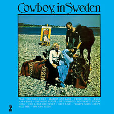 Cowboy in Sweden 0826853015325 by Lee Hazlewood CD