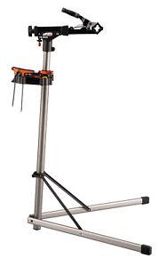 Super B Bicycle Cycle Bike TB-WS20 Folding Workstand Black - One Size