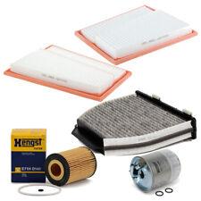Inspektionskit Filterpaket Filterset für Mercedes W204 S204 C320CDI X204 320CDI