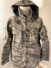 All Purpose Environmental Camouflage Gore Seam Tex Hood Parka Jacket Med/Short