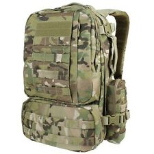 Condor 169 Multicam MOLLE Tactical Modular Convoy Outdoor Hiking Pack Backpack