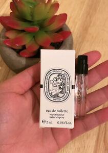 Diptyque Do Son Eau de Toilette Fragrance Sample .06 oz / 2mL NEW