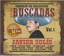 Javier Solis CD NEW Las Mas Buscadas Vol 1 SHIPPING NOW!