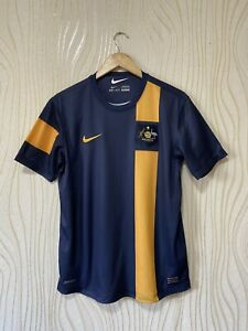 AUSTRALIA 2012 2013 AWAY FOOTBALL SHIRT SOCCER JERSEY NIKE 448321-451