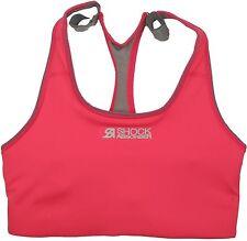 Shock Absorber ABSOLU Dry & Cool Crop Top Pink XS
