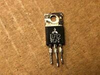 Genuine Vintage Mitsubishi 2SD712 transistor for Pioneer SX-780 SA-9800 D712