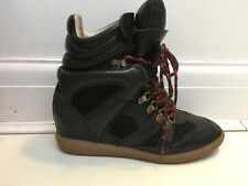 Isabel Marant Beckett Hiker Style Trainer Boot Size 7/40