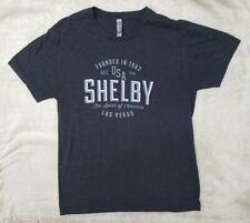 Shelby Las Vegas Tshirt mens large charcoal