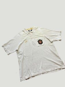 Vintage Manchester United Polo Shirt