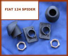 FIAT 124 SPORT SPIDER - KIT DISTANZIALI TERGI