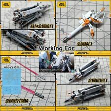 for RG 1/144 XM-X1 Crossbone Gundam X1 Jaoparts Metal Details Part Set Tool-Free